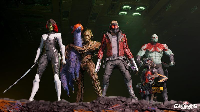 Marvel's Guardians of the Galaxy Online Multiplayer