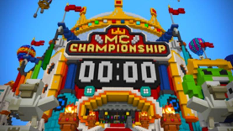 minecraft championship winners 2021