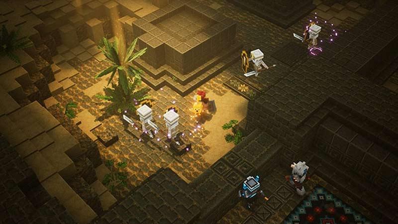 Minecraft Dungeons Best RPGs On Switch
