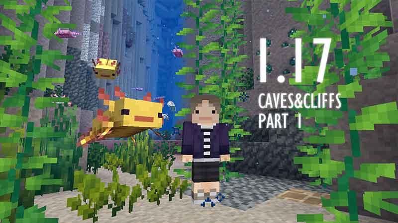 Mizunos 16 Craft Minecraft 1.17 Texture Pack