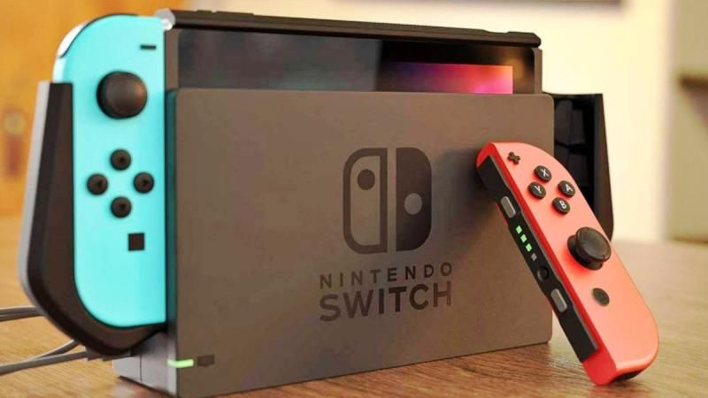 Nintendo Switch Pro To Release in 2022