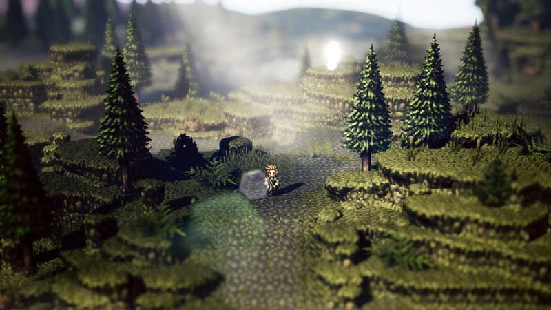 Octopath Traveller Best RPGs On Switch