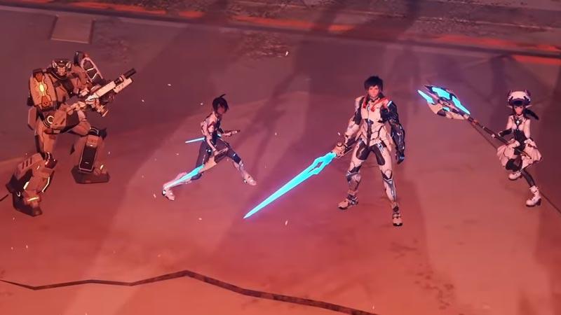Phantasy Star Online 2 New Working Comi Codes