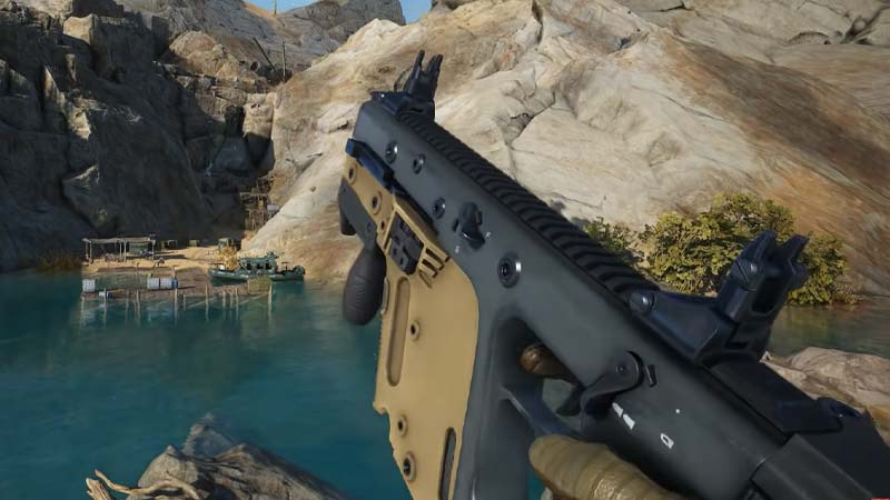 Sniper Ghost Warrior Contracts 2 Weapons