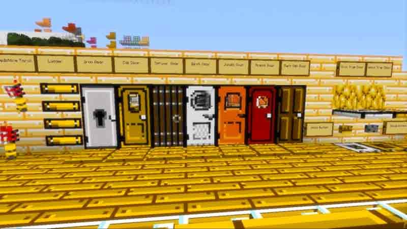 Retro NES Minecraft texture