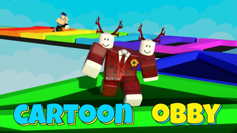 Roblox Cartoon Obby New Working Codes