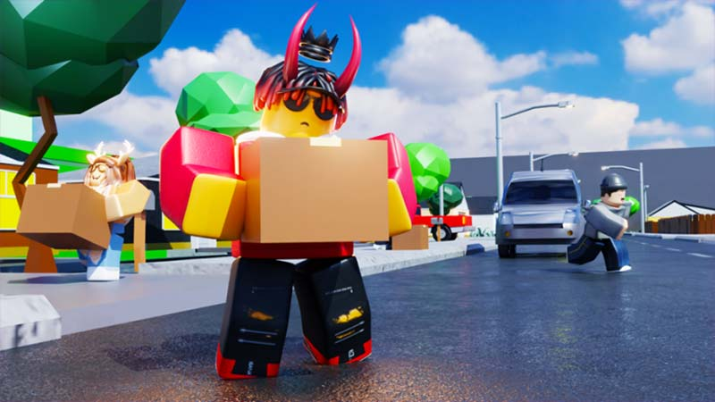 Roblox Delivery Simulator New Working Codes