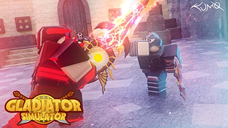 Gladiator Simulator Codes