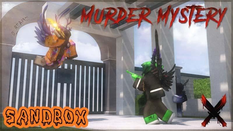 Roblox Murder Mystery X Sandbox Codes