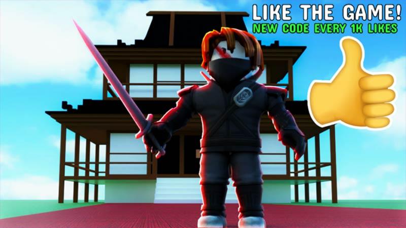 Roblox Ninja Simulator New Working Codes