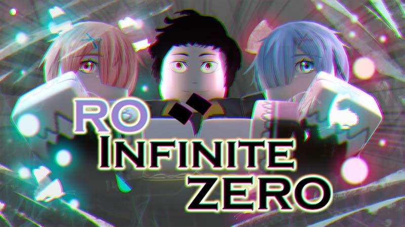 Roblox Ro Infinite Zero New Working Codes