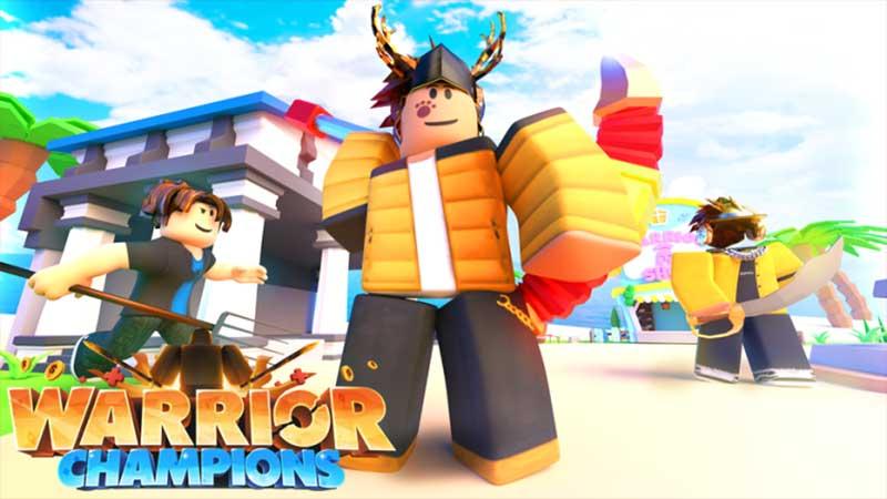 Roblox Warrior Champions Codes