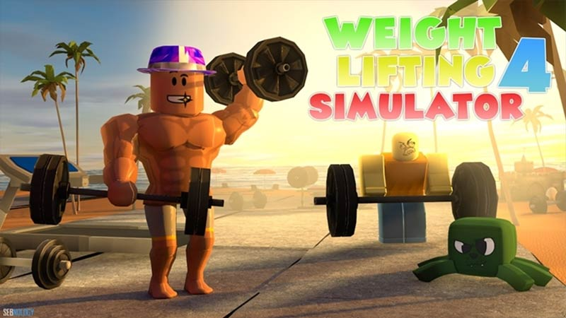 Roblox Weight Lifting Simulator 4 New Working Codes