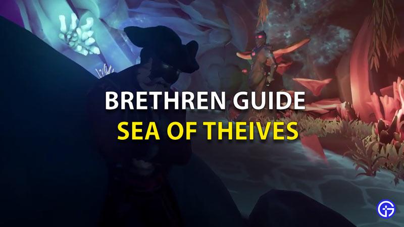 Sea Of Thieves Brethren Guide