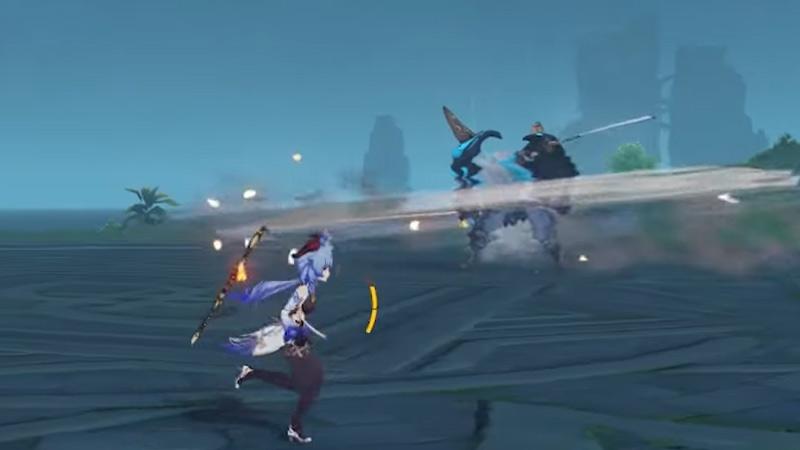 Slash Attack