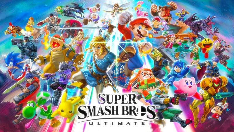 Super Smash Bros Ultimate Tier List