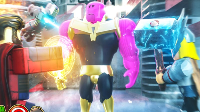 Superhero Simulator Codes