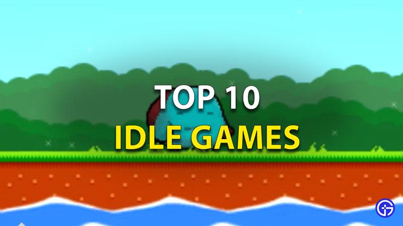 Top 10 Idler Games
