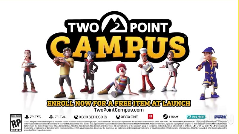 Two Point Campus release date Announced