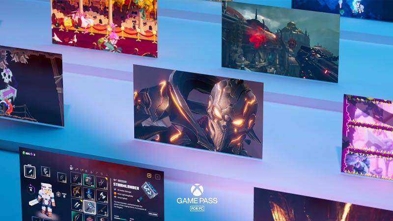 Windows 11 Xbox Gamepass