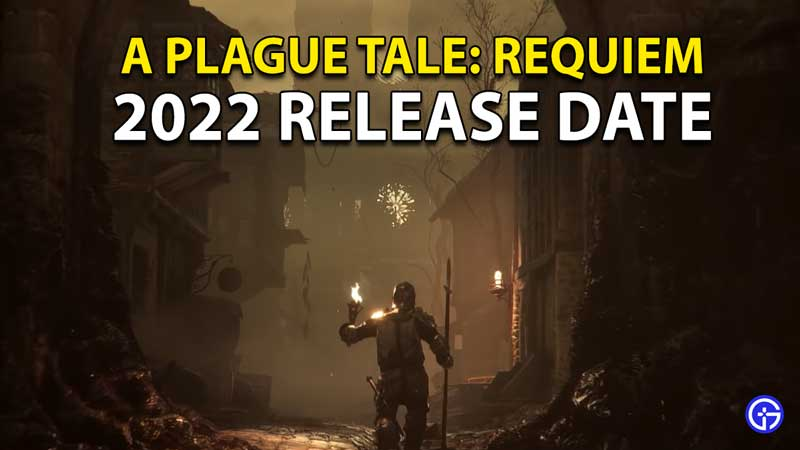 A Plague Tale: Requiem Coming in 2022