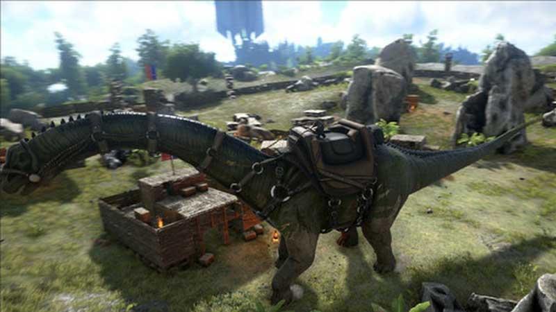 Best Ark: Survival Evolved Mods