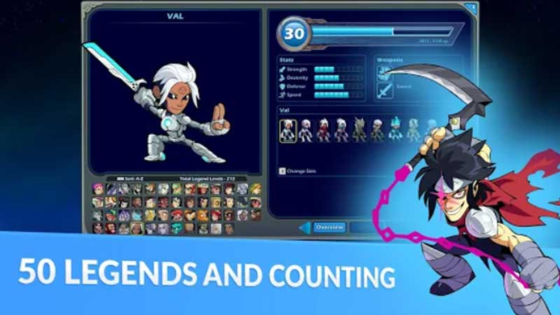 Brawlhalla Tier List: Best Legend Characters Ranked