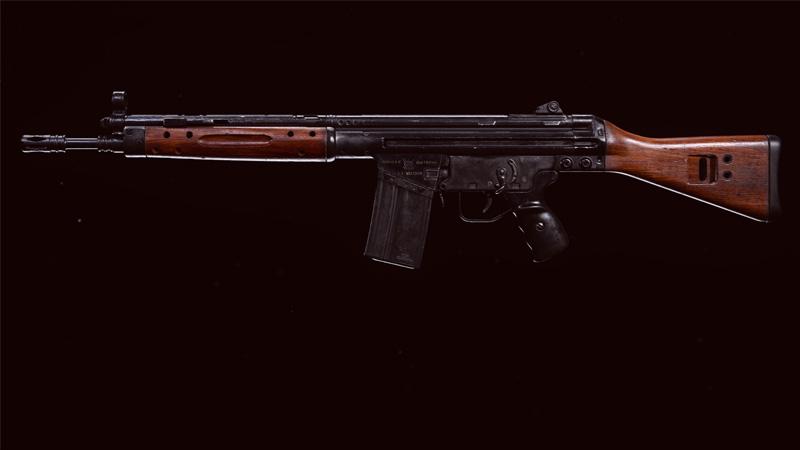 Warzone Assault Riffle Tier List