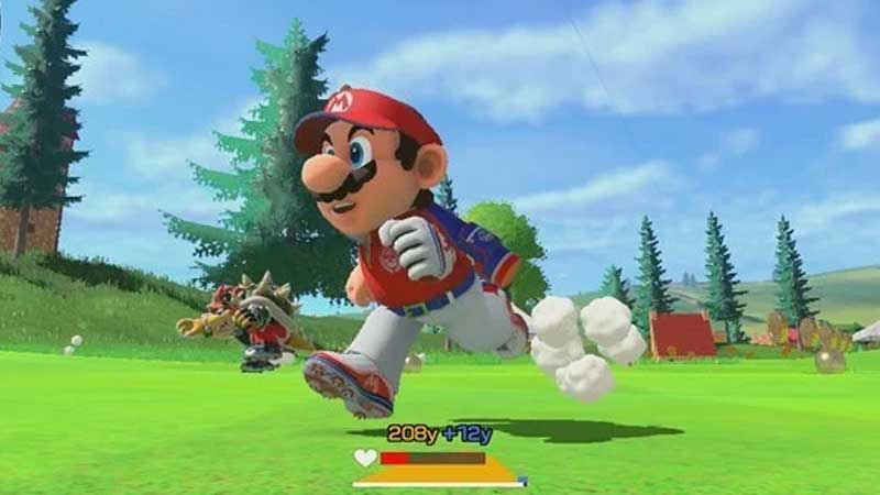 How To Get Character Points In Mario Golf Super Rush