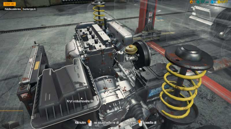 Car Mechanic Simulator 2018 cheats codes and console commands