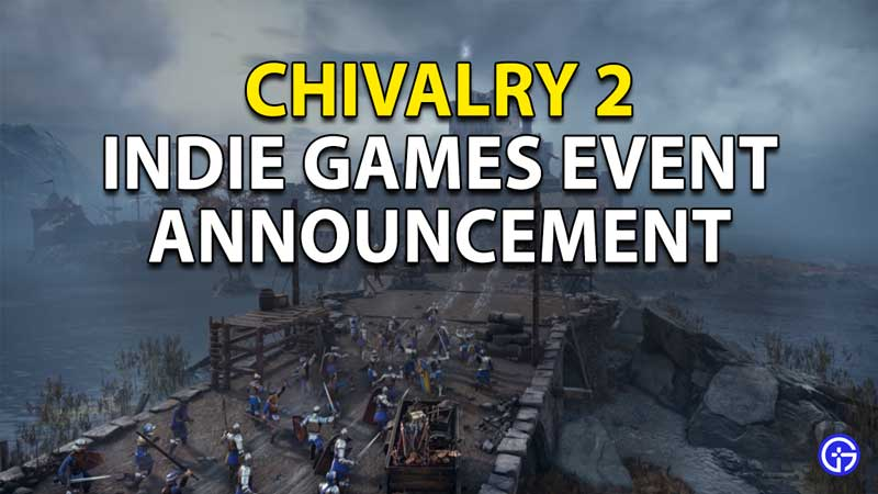 Chivalry 2 Multiplayer Release Date And Details Announced