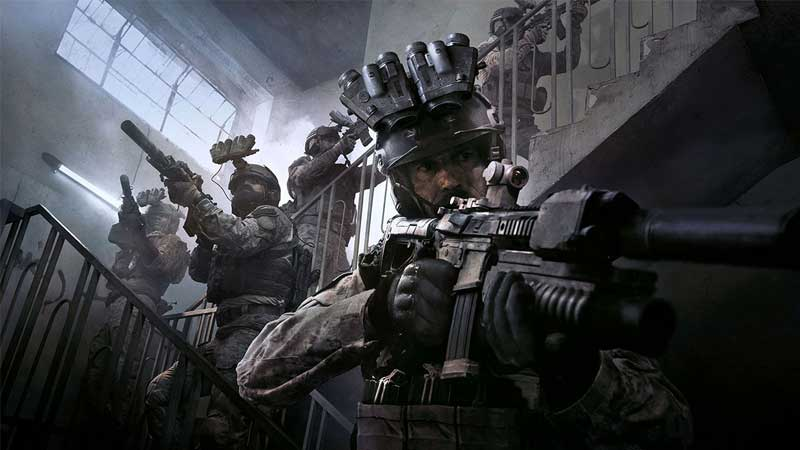How To Fix Call Of Duty Modern Warfare Multiplayer Not Working Issue