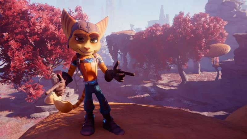 All Cordelion Gold Bolt Location In Ratchet And Clank: Rift Apart