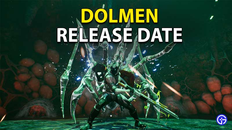 Dolmen Third Person Action RPG Slated For A 2022 Release Date