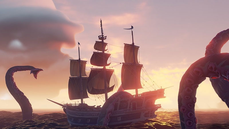 How To Get Tale of Eternal Sorrow Commendation In Sea of Thieves