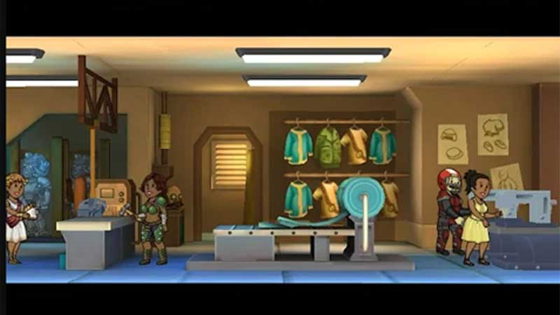 Fallout Shelter Idle Game