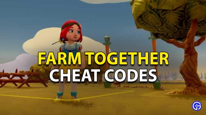 farm together cheat codes