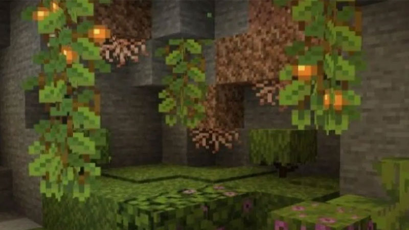 How To Get Glow Berries In Minecraft