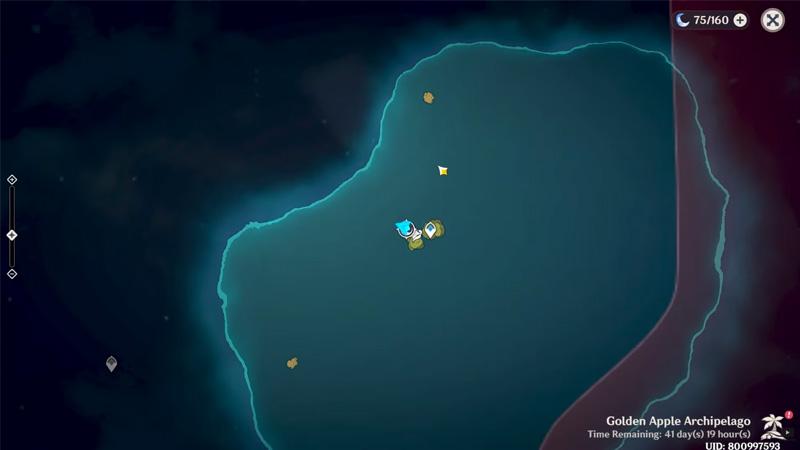 golden apple archipelago region genshin impact