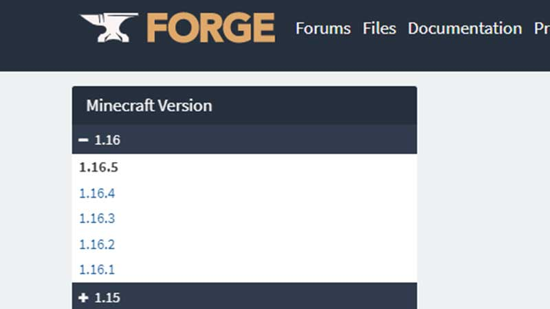 how to download install forge 1.17 minecraft