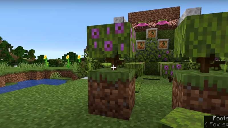 how to get flowering azalea minecraft