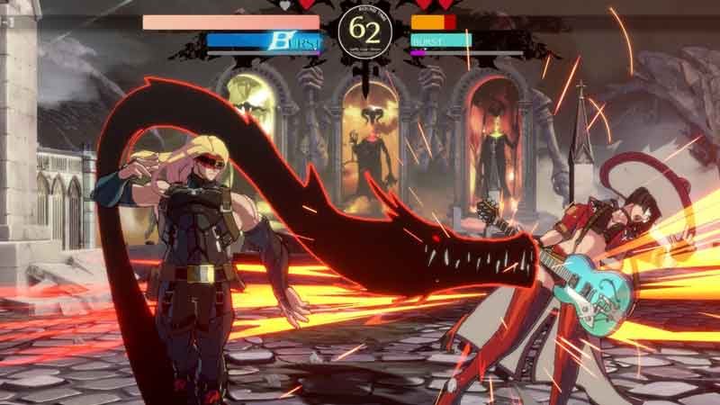 how to invite friends using search id in guilty gear strive