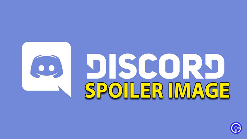 Discord: How To Spoiler An Image