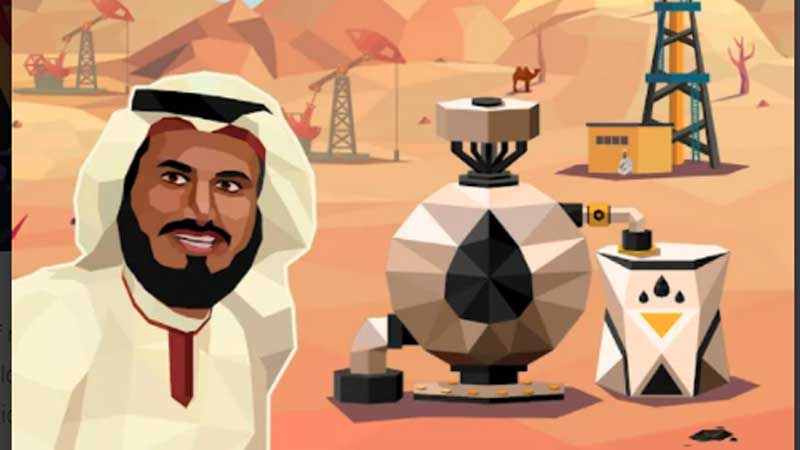 Idle Oil Factory Game