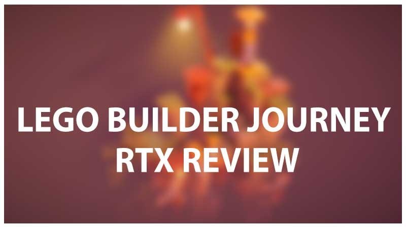 Lego Builder Journey Review