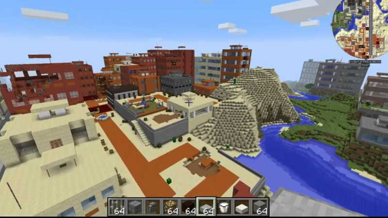 Lost Cities Mod Minecraft