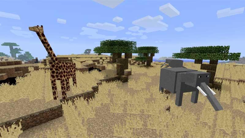 Minecraft LotsoMobs