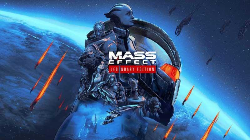 Mass Effect Legendary Edition Denuvo DRM