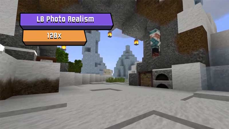 Minecraft LB Photo Realism Texture Pack