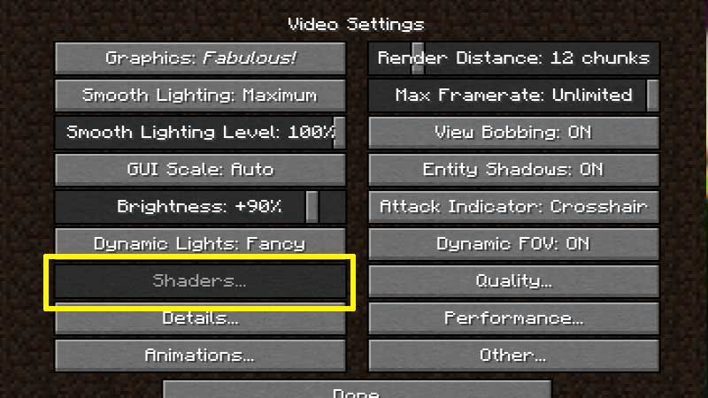 How To Fix Optifine 1.17 Shaders Not Working In Minecraft